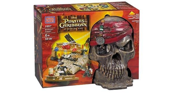 Pirates Of The Caribbean 3 Shipwreck Cove Skull Amazoncouk