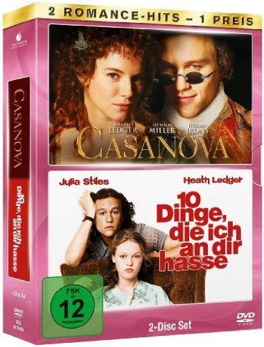 Casanova / 10 Dinge, die ich an dir hasse [2 DVDs]