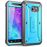 Carcasa Samsung Galaxy S6, SUPCASE Funda robusta con una función de protector de pantalla [Unicorn Beetle PRO Series]