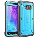 Best Galaxy S6 Waterproof Cases - Supcase Galaxy S6 Case, Full-body Rugged Holster Case Review
