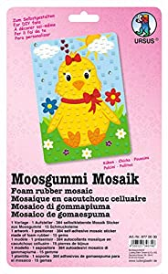 Ursus Mosaico de Flor de gomaespuma