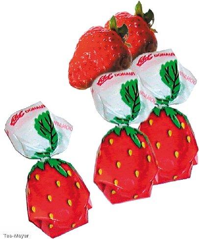 Milch Erdbeer Bonbon gew.gef. 500g Orig. (Erdbeer-bonbons)