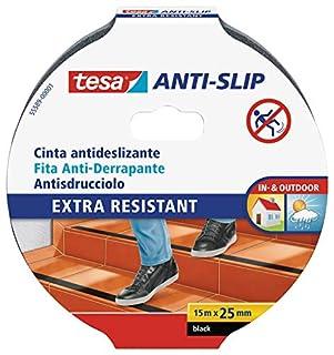 Cinta antideslizante tesa para suelos(25 mm x 15 m), negra (B002ECZNCW) | Amazon Products