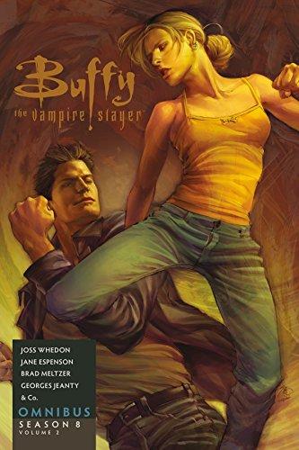 Buffy the Vampire Slayer Omnibus: Season 8 Volume 2 (Buffy the Vampire Slayer Omnibus Season 8)