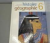 HISTOIRE GEOGRAPHIE INITIATION ECONOMIQUE 6EME. Manuel