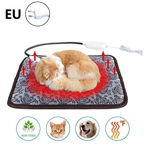 Meetforyou Manta eléctrica para Mascotas