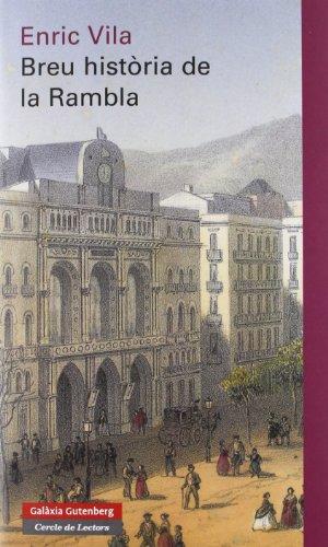 Breu història de la Rambla (Llibres en català)