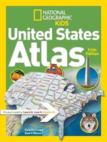 National Geographic Kids United States Atlas (Atlas )