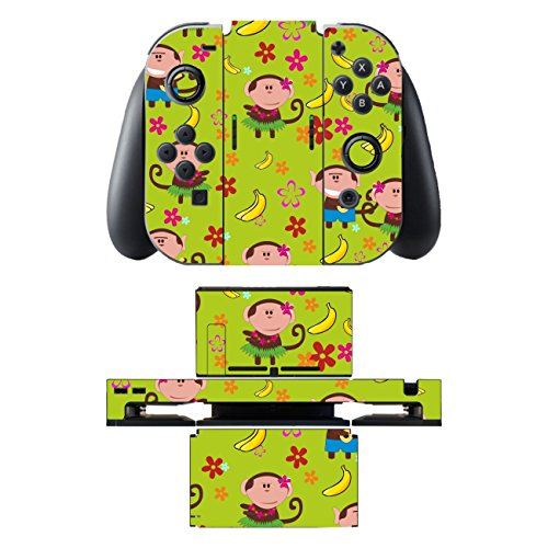 "Motivos Disagu Design Skin para Nintendo Switch + Controller + Dockingstation: ""Affenbande"" 511tmCnDynL"