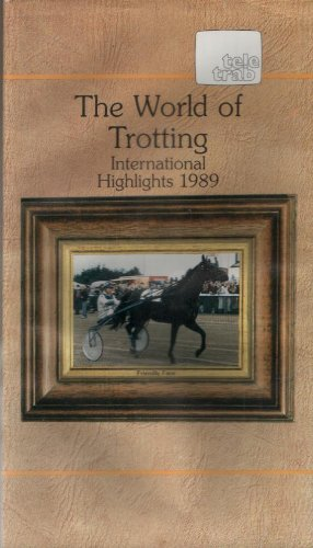Teletrab Nr. 16: The World of Trotting - International Highlights 1989