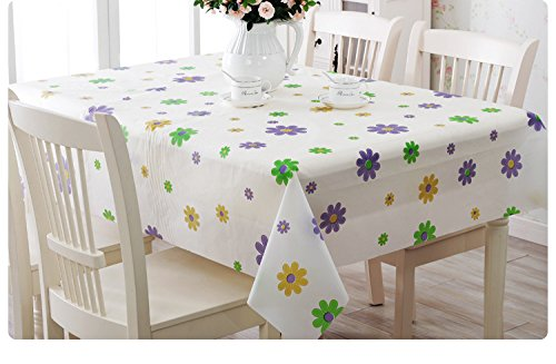 addfunrrectangular-tableclothswater-proof-oil-proof-anti-scald-pvc-colorful-fashion-tablecover130-x-