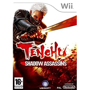 Tenchu: Shadow Assassins – [Nintendo Wii]