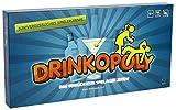 Drinkopoly Deutsche Ausgabe Trink-Spiel