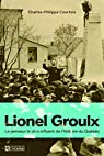 Lionel Groulx par Courtois