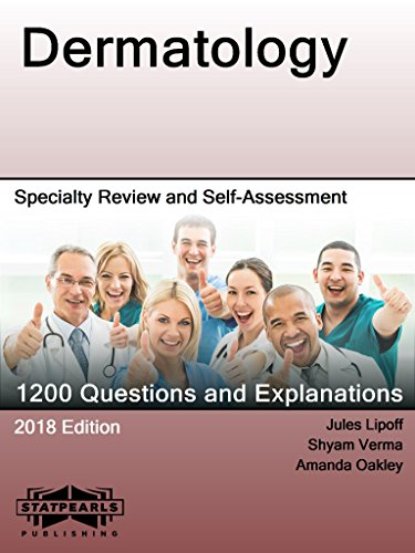 Dermatology: Specialty Review and Self-Assessment (StatPearls Review Series Book 128) (English Edition)