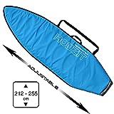 howzit Housse de Surf Ajustable 7' à 8'6