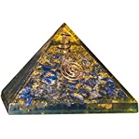 Crocon blau Aventurin Energetische Kristall Pyramide Reiki Healing Chakra Balancing Energie Generator Größe: 7,6... preisvergleich bei billige-tabletten.eu