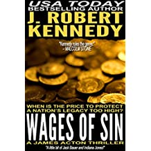 Wages of Sin (A James Acton Thriller, #17) (James Acton Thrillers)