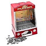 Goods & Gadgets Münzschieber Geldspielautomat Spielautomat Spielhallen Automat Coin Pusher
