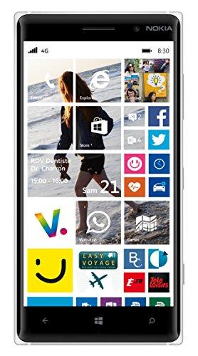 Nokia Lumia 830Smartphone entsperrt 4G 11,4cm (5Zoll)-16GB-Windows Phone 8 (Handys Nokia Entsperrt Lumia)