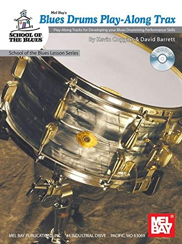 Blues Drums Play-along