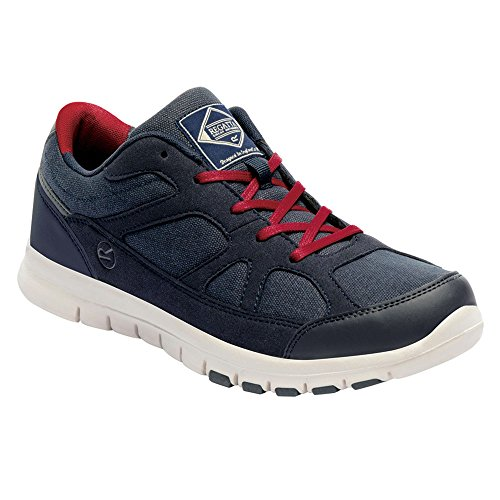 Regatta Great Outdoors - Varane - Scarpe sportive - Uomo Granito/Arancione