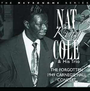 The Forgotten 1949 Carnegie Hall Concert