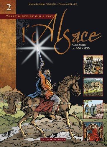 BD Alsace : Tome II Alesacios