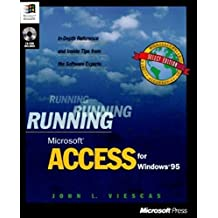 Running Microsoft Access for Windows 95 by Evan Callahan (1996-01-01)