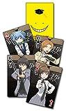 Assassination Classroom - 52 cartes à jouer poker - official ...