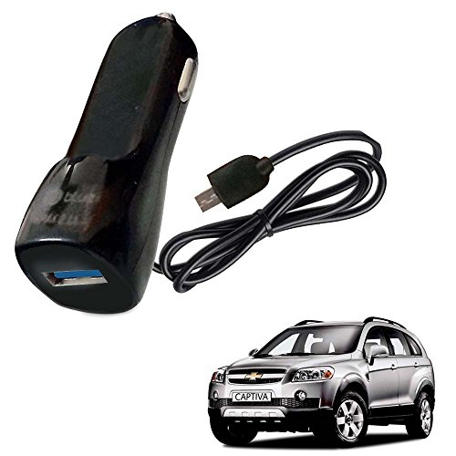 Vheelocityin Bluei 6 Month Warranty Car USB Charger Fast Charging USB Charger For Chevrolet Captiva