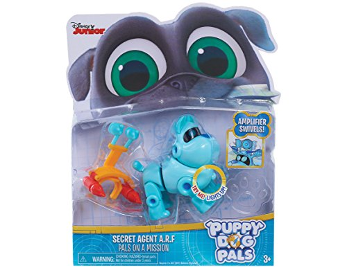 Puppy Dog Pals Light Up Pals - a.r.f con Amplificatore