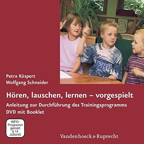 Hören, lauschen, lernen - vorgespielt, 1 DVD Preisvergleich