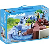 Playmobil 4013 Wild Life Penguin Habitat Superset