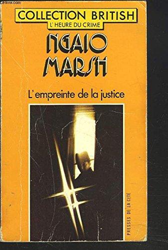 L'empreinte de la justice par Marsh N