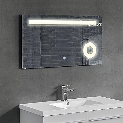 [neu.haus] Design Miroir du mur Miroir de salle de bains