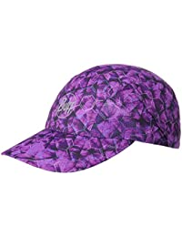 Buff Adren Purple Lilac Pro Run Cap Baseball Cap Sports Cap (One Size - Purple)