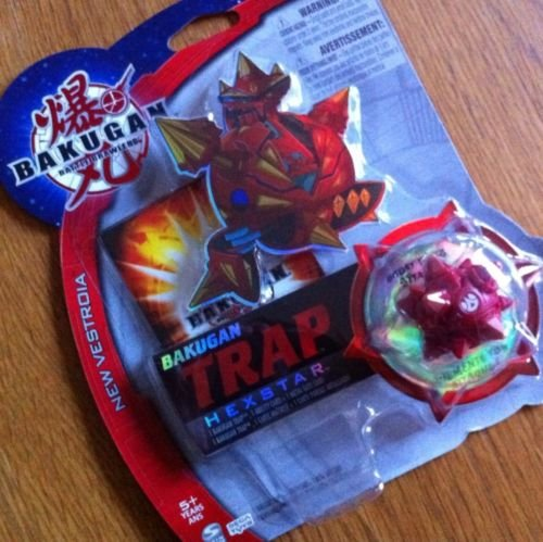 Bakugan Battle Brawlers New Vestroia Bakugan Trap