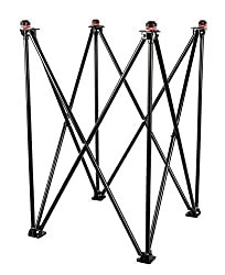 Playking Adjustable Easy Fold Carrom Board Stand