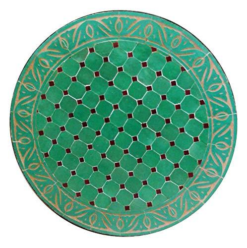 Table mosaïque cm