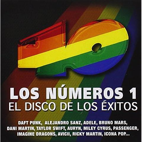 Los Nº 1 De 40 Principales (2013)