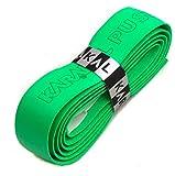 Karakal PU Ersatz Griff–Tennis–Squash–Badminton–verschiedene Farben grün grün 4 Grips