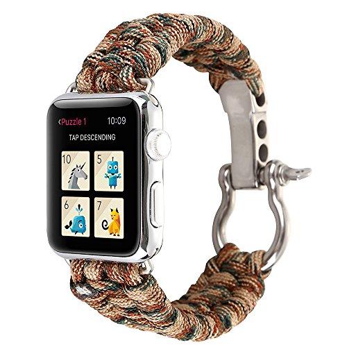 XIHAMA Armband kompatibel für Apple Watch Serie