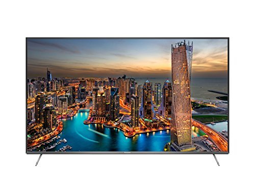 Panasonic Viera TX-65CXW704 164 cm (65 Zoll) Fernseher (Ultra HD, Triple Tuner, 3D, Smart TV)