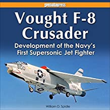 VOUGHT F-8 CRUSADER DEVELOPMEN