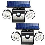 Solarleuchte 30 LED Superhelle Solarlampe Außen mit Bewegung