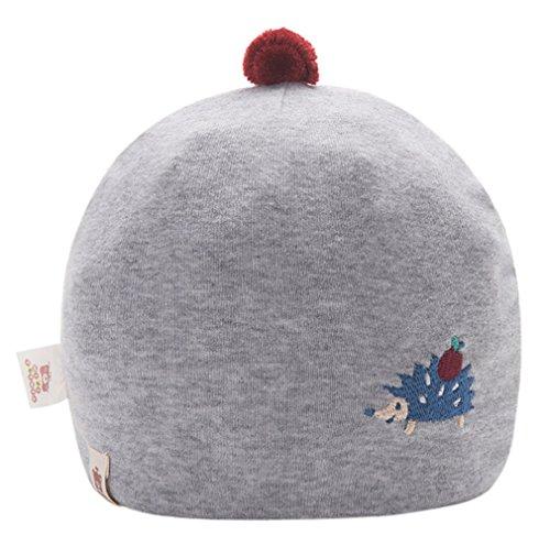 EOZY Neugeborene Baby Mütze Kappe Stickerei Warme Winter Mütze Hut Beanie (Neugeborenen Mützen)