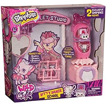 Shopkins - Modèles Aléatoires Figurine - Wild Style - 12 Pack, HPKB9