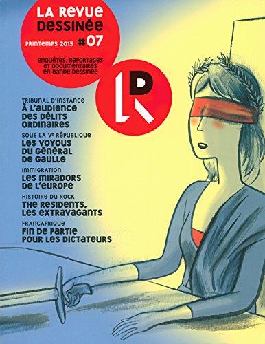 La Revue Dessinée Nº07