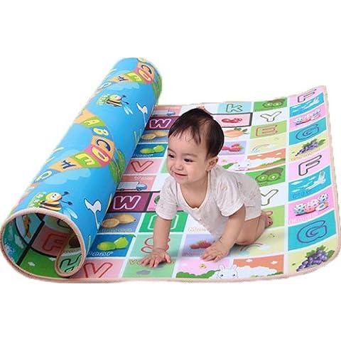 Baby Kid Toddler Crawl Mat Playing Carpet Playmat